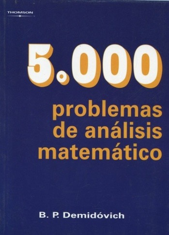 5000-problemas-de-analisis-matematico-demidovich-