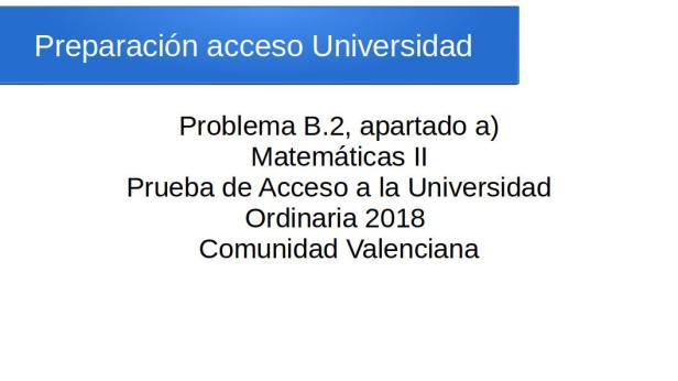 Preparación Acceso UniversidadB2
