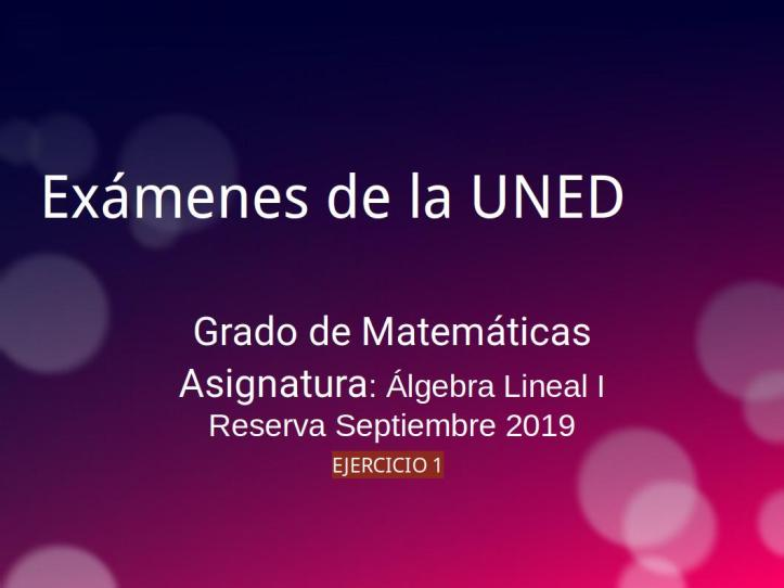 algebralinealI2019RSeptP1