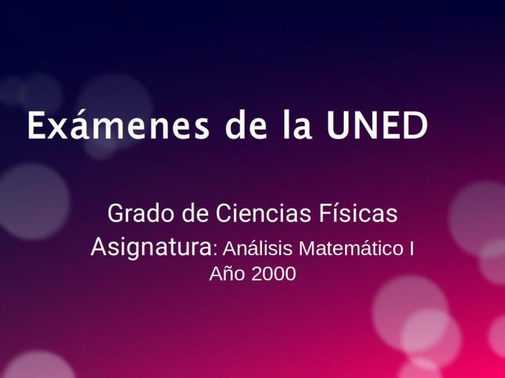 ExamenCCFFUNED2000