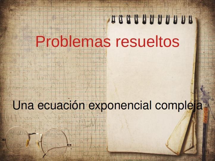 exponencialcomplejos