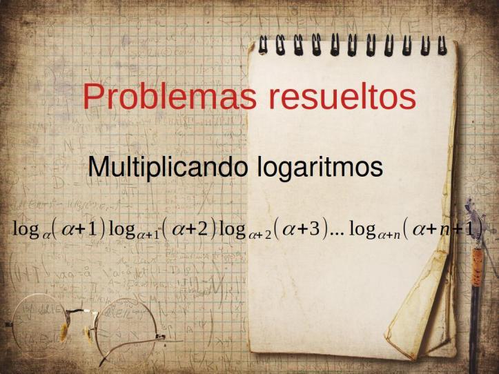 multiplicarlog